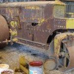 Road Roller, Buffalo Springfield Gas Roller