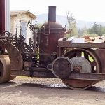 Road Roller, Buffalo Springfield Steam Roller
