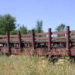 Read more about the article Rail Flatcar, California Western Railroad #370