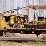 Tractor, Caterpillar D-8 2U
