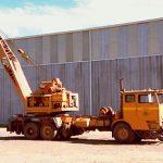 Crane, Ernest Holmes Truck Crane