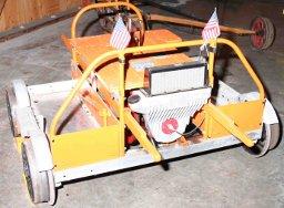 Rail Motor Car, Fairmont M-9