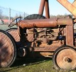 """Read more about the article Tractor, Fordson Industrial """"Lumber Jimmy"""""""