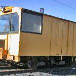Rail Motor Car, Gibson, PALCO #3