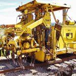 Rail Tamper / Liner, Jackson Model 2400