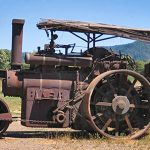 Road Roller, Kelly Springfield Steam Roller