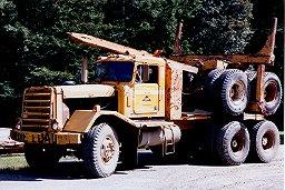 Truck, Kenworth Off-highway #11