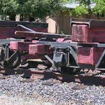 Read more about the article Rail Disconnect Trucks, Mendocino Lumber