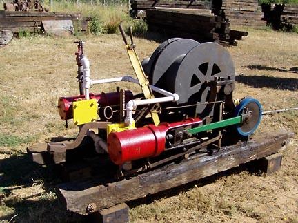 Winch, Orten & Steinbrenner Steam