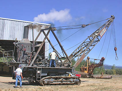 Crane, Raymond F440 Steam