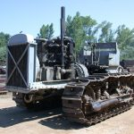 Read more about the article Tractor, Sixty Cat