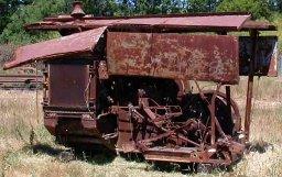 Donkey, Washington Iron Works L-150 3-Drum Loader, Diesel