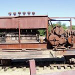 Donkey, Washington Iron Works Estep Diesel Yarder