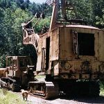 Loader, Washington Iron Works TL-15 TrakLoader, Diesel